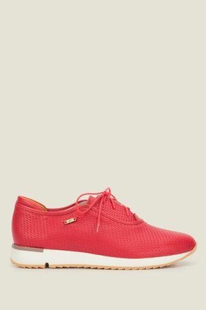 Zapatos con cordón Nápoles de cuero
