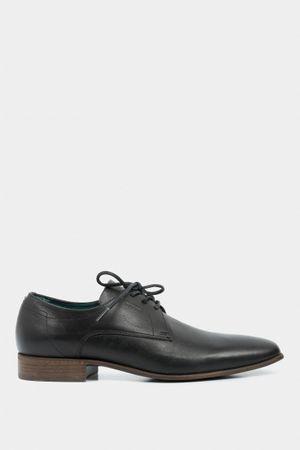 Zapatos cordón de cuero formal