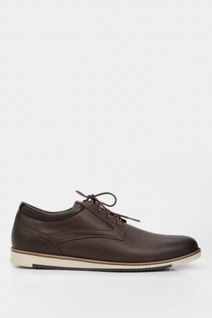 Zapatos cordón de cuero clásicos